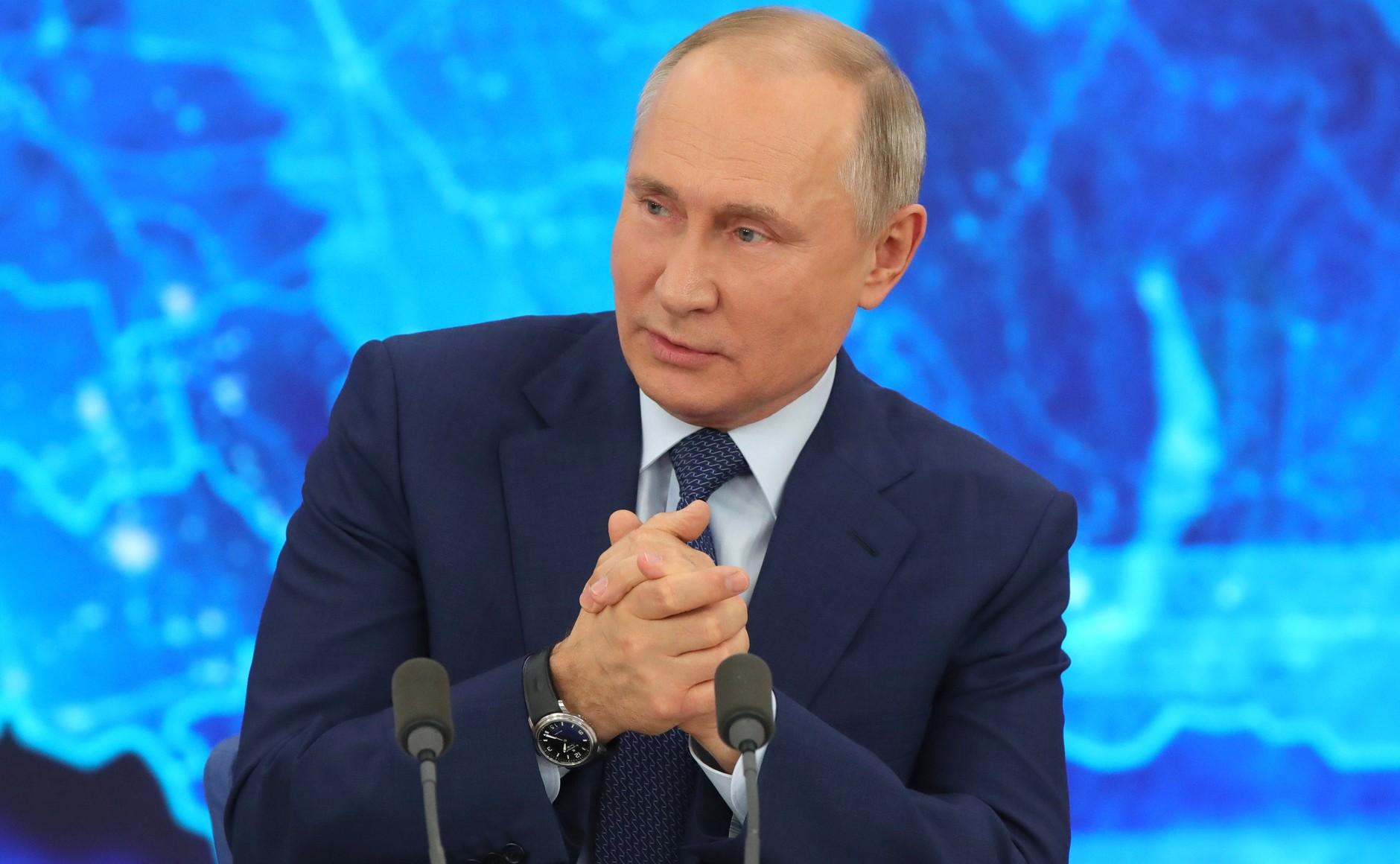 Аксёнов: Президент в очередной раз продемонстрировал беспрецедентную для мирового лидера открытость