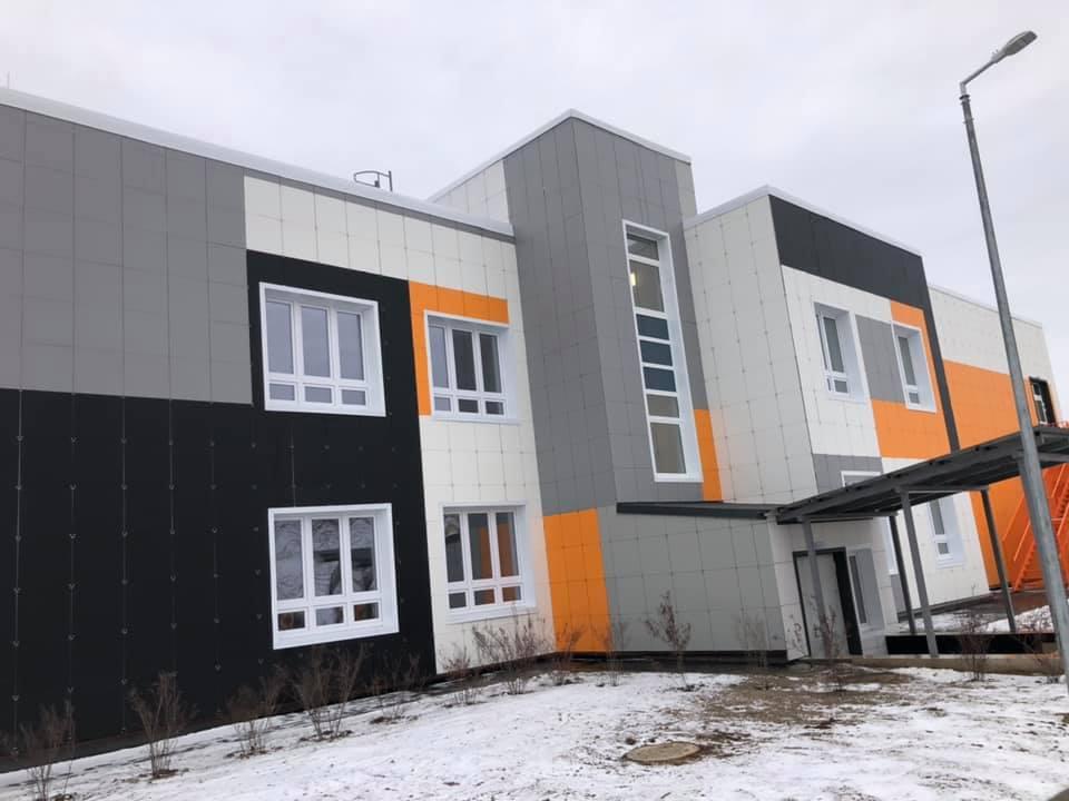 В «Крымской розе» завершили строительство детсада за 160 миллионов рублей