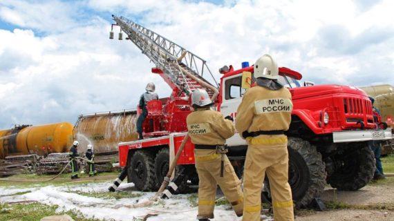 Глава Крыма поздравил спасателей с профессиональным праздником