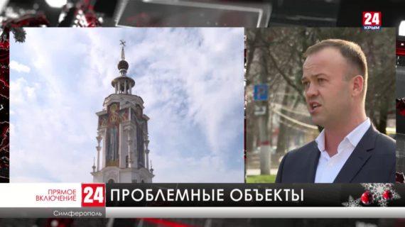 С какими сложностями столкнулись строители в Крыму?