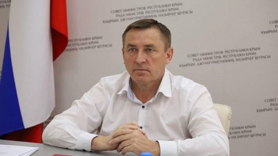 Председатель Совета министров Крыма заболел коронавирусом
