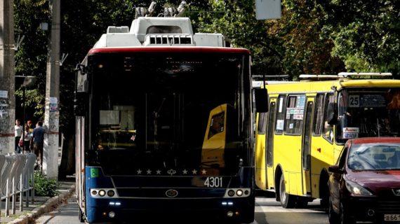 Как будет ходить общественный транспорт в новогоднюю ночь 2020-2021 в Симферополе