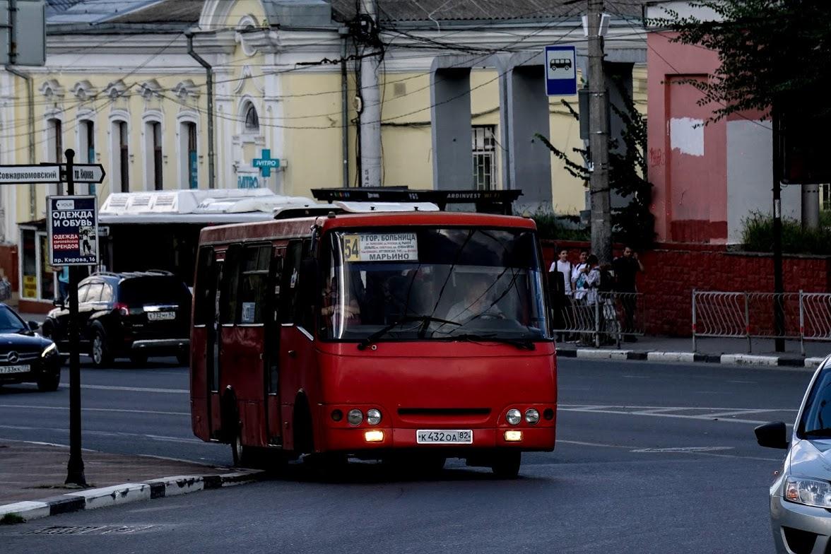 На Новый год общественный транспорт в Симферополе будет работать до 2 часов ночи