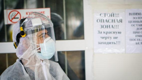 В Севастополе двое пациентов с коронавирусом скончались