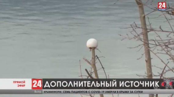 В Ялте готовят к использованию дополнительный источник питьевой воды