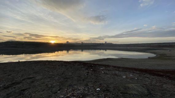 В Крыму Альминское водохранилище отремонтируют до конца года