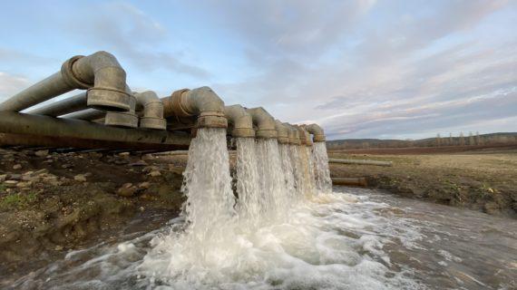 На реке Салгир построят новый водозабор