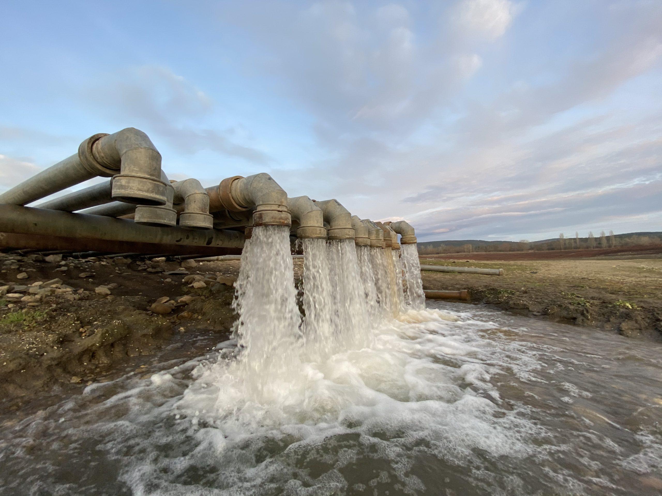 В Крыму объём подачи воды увеличится с марта 2021 года