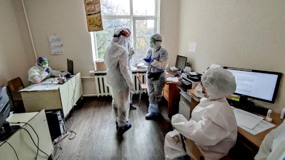 В Роспотребнадзоре рассказали, где в Крыму чаще болеют внебольничной пневмонией