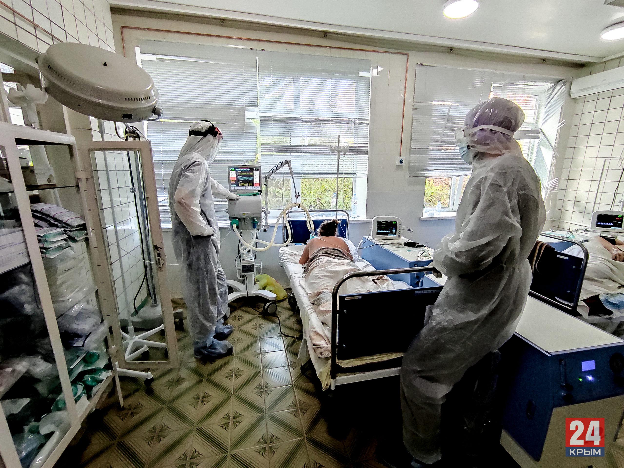 Ялта стала лидером по заболеваемости COVID-19 в Крыму