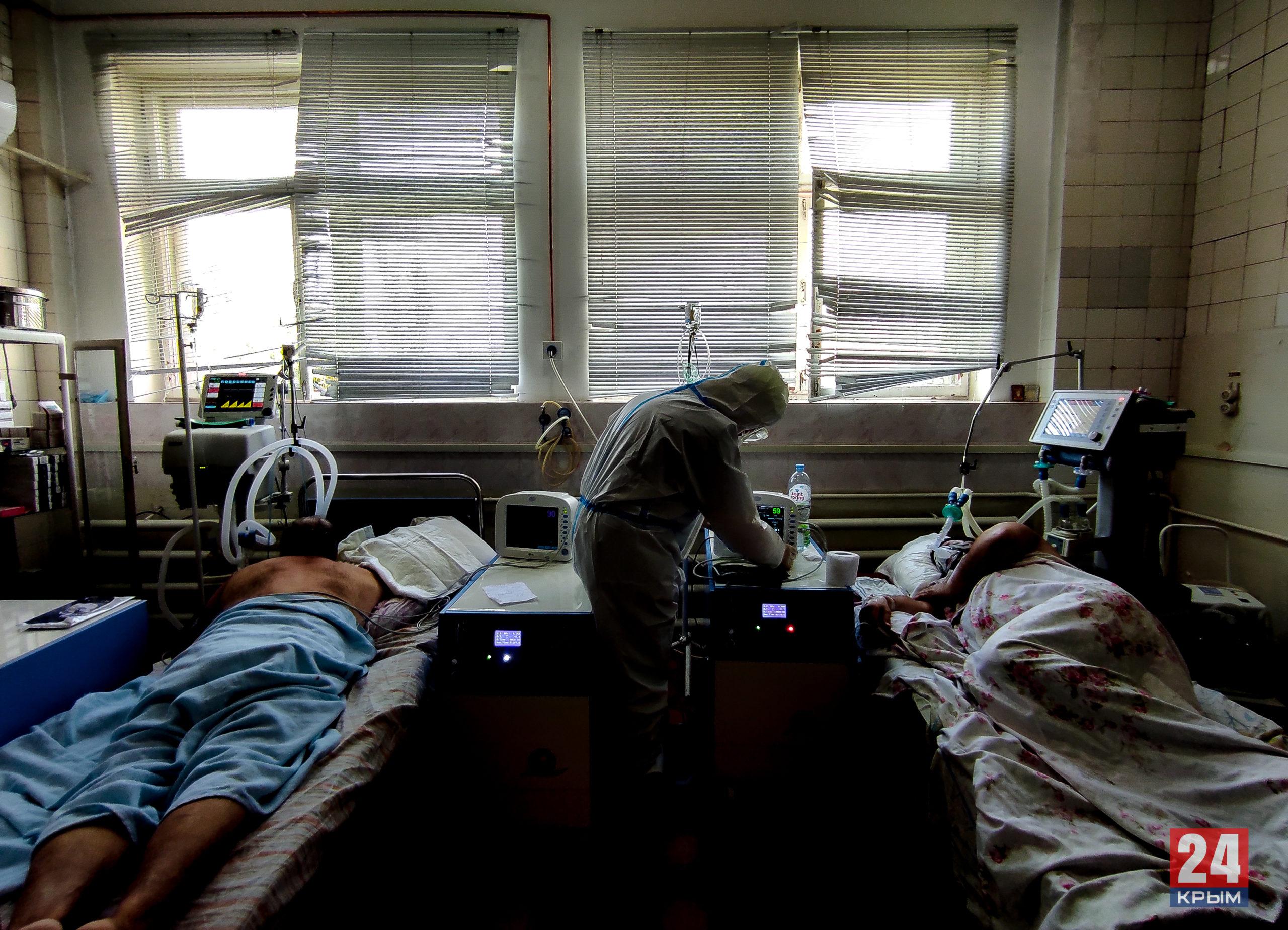 Ещё 6 человек с коронавирусом скончались в Севастополе