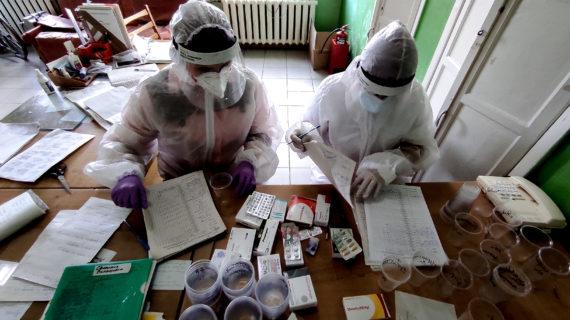 В Севастополе подтвердили ещё 78 случаев коронавируса