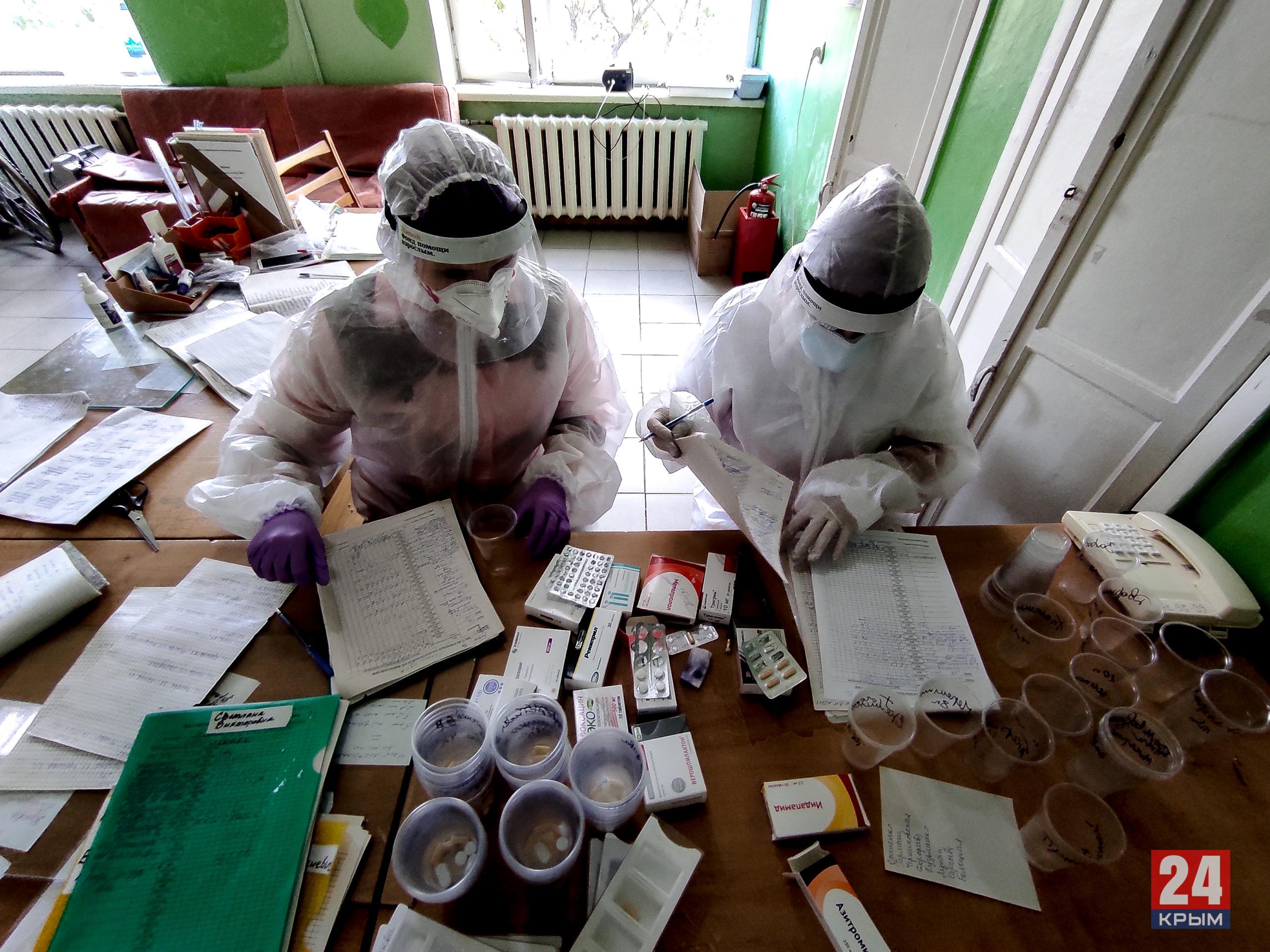 В Крым ожидается поставка лекарств из Китая