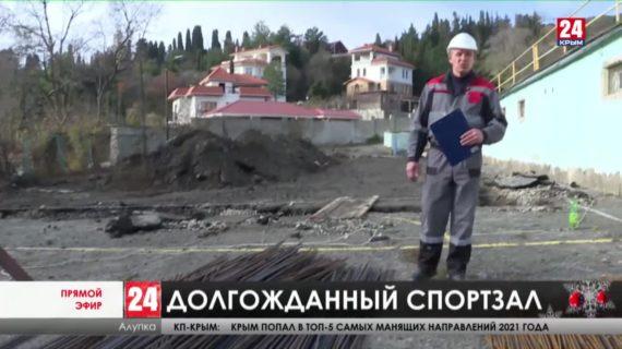 Новости Ялты. выпуск от 10.12.20