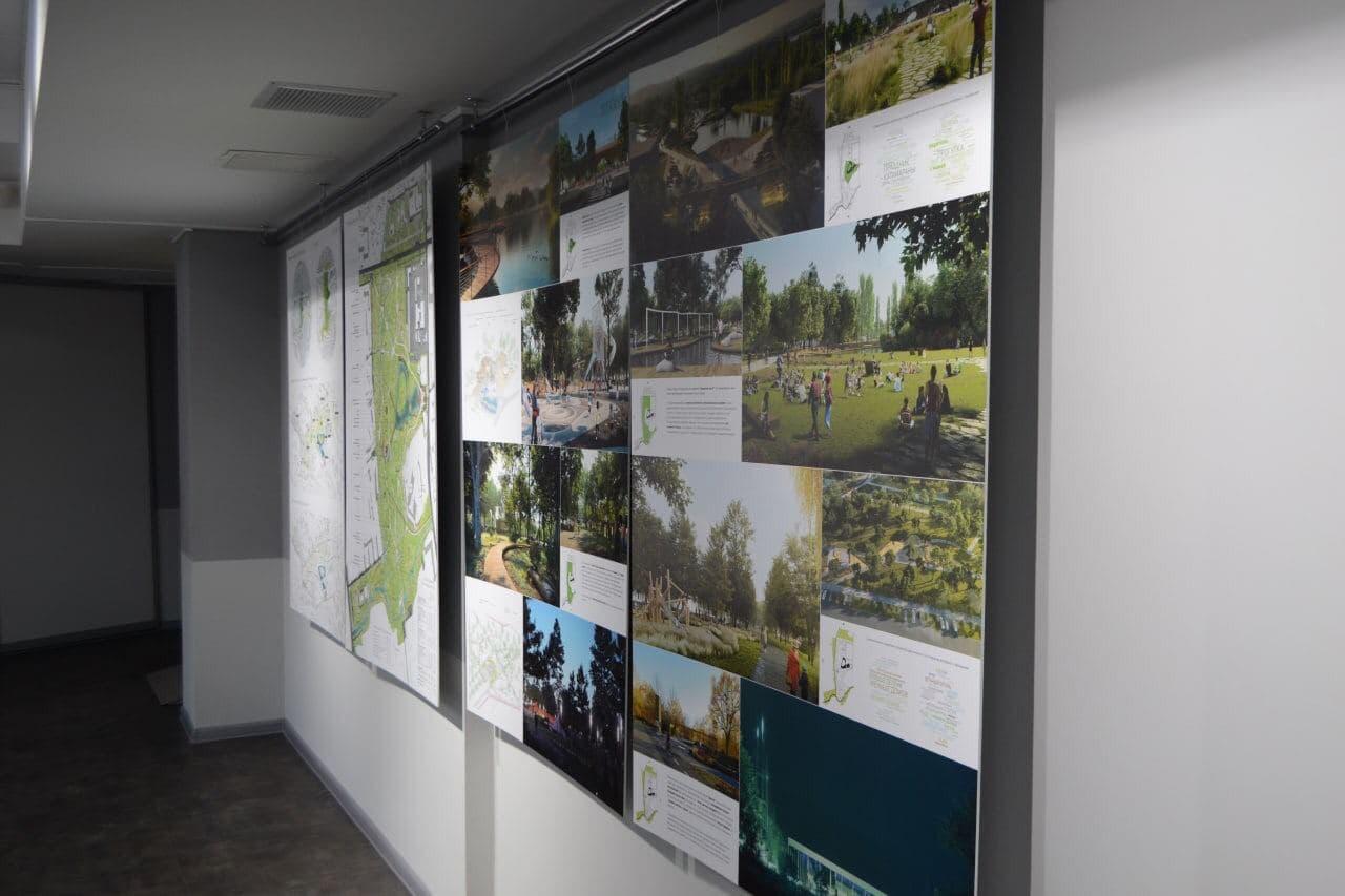 В Крыму отобрали 8 лучших проектов по реконструкции Гагаринского парка