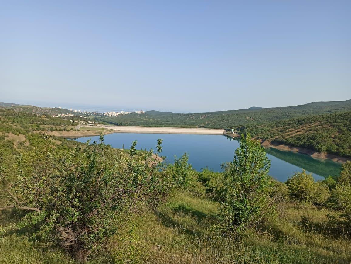Стало известно, где власти Крыма намерены строить два новых водохранилища