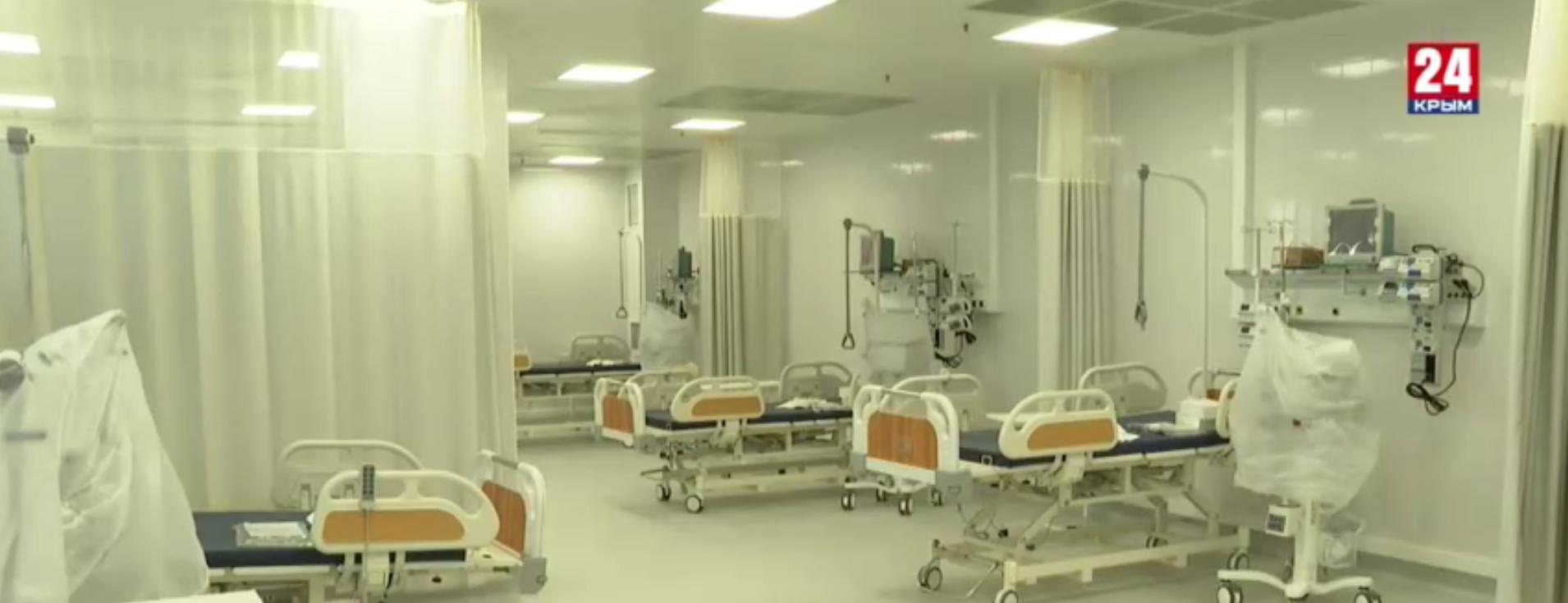 20 отделений республиканской больницы имени Семашко переезжают в новый медцентр
