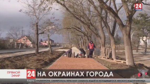 Несмотря на непогоду работы на площадках в районе Старого Стеклотарного завода продолжаются