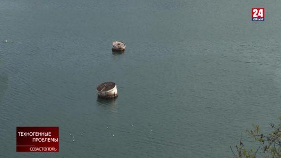 У берегов Севастополя экологи нашли топливные пятна площадью 200 000 квадратных метров