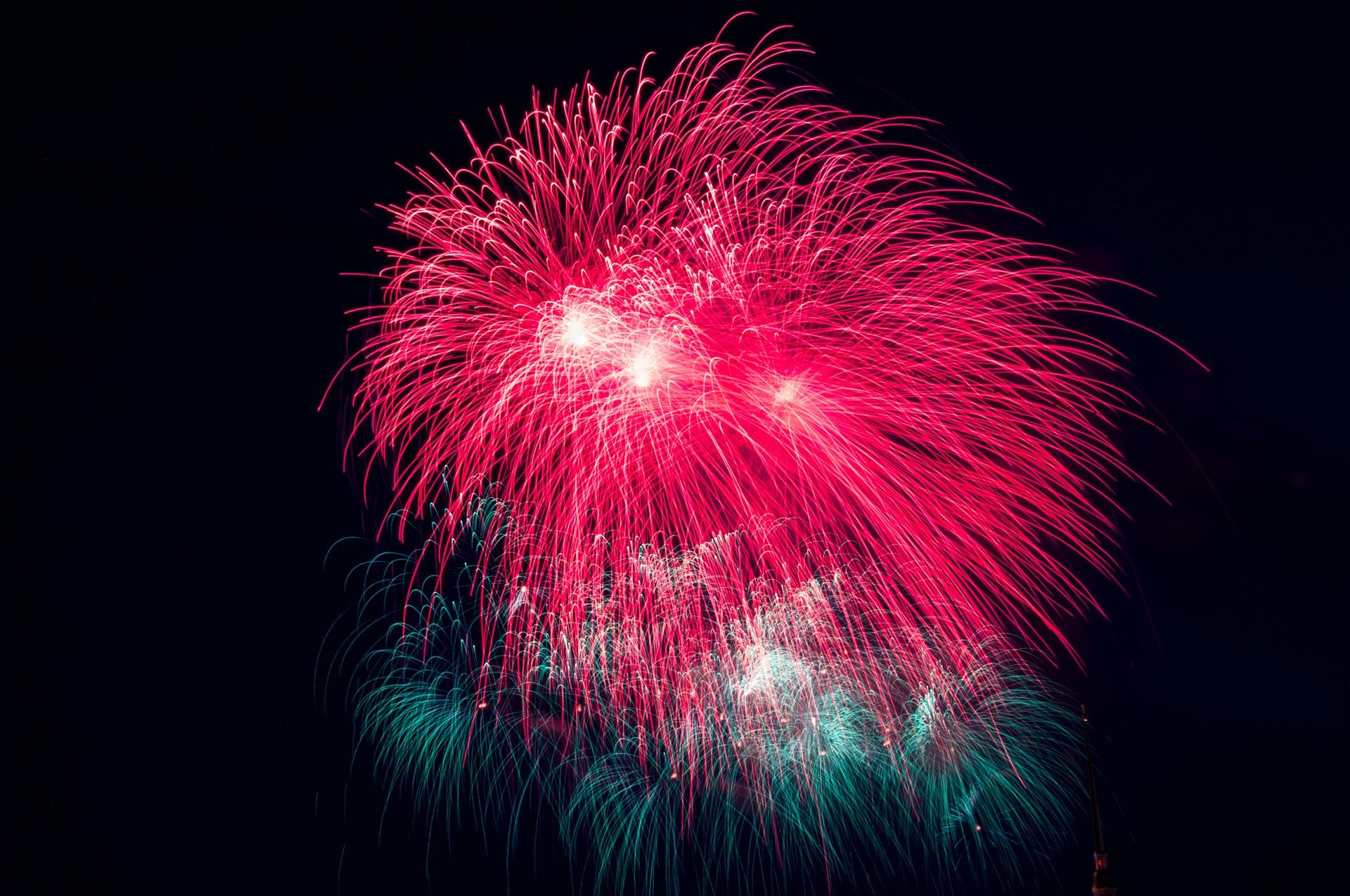 Салюты и фейерверки на Новый год 2020-2021 в Феодосии: когда начнётся и где посмотреть, площадки для запуска