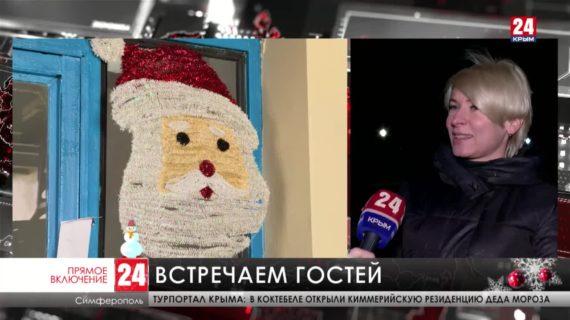 Крым готов встречать туристов на новогодние праздники
