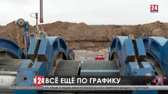 Как в Крыму решают проблему дефицита пресной воды в преддверии Нового года?