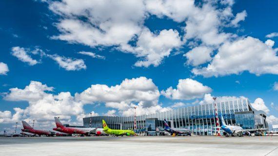 Аксёнов поздравил аэропорт «Симферополь» с юбилеем