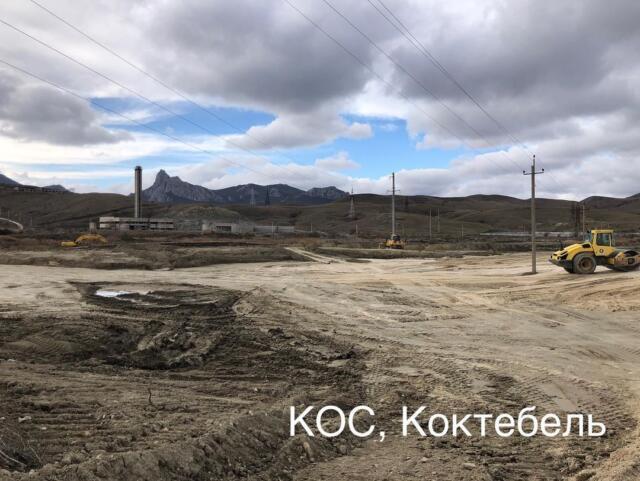 Набережную Коктебеля начнут строить летом 2021 года
