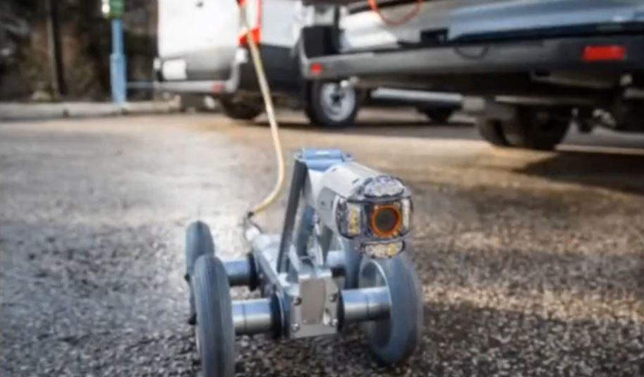 В Крыму появились 2 передвижные лаборатории, которые выявят незаконные врезки в водопровод и скрытые утечки воды