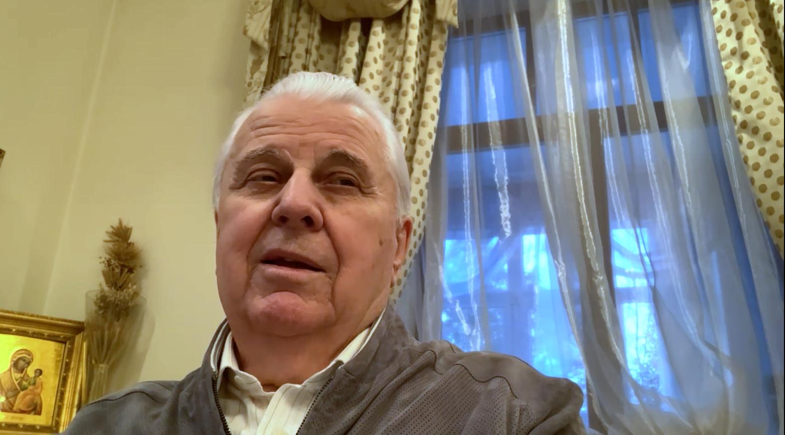 «Вы знаете, я бы хотел»: Экс-президент Украины Кравчук выразил желание увидеть российский Крым