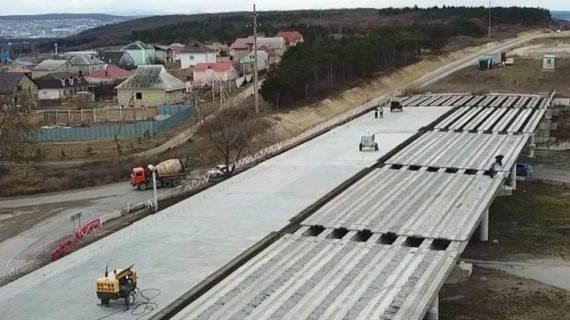 К концу 2022 года на выезде из Симферополя в сторону Николаевки построят новую развязку