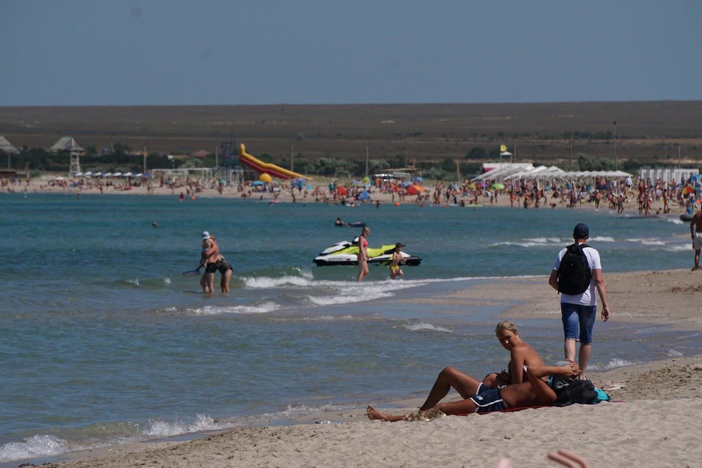 Где будут купаться дети, которые приедут на отдых в Форос