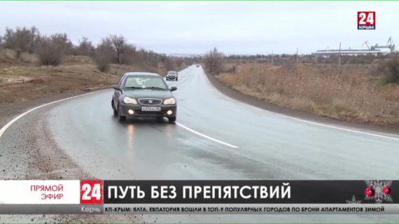 Жители Керчи два года добиваются ремонта дороги на улице Ульяновых