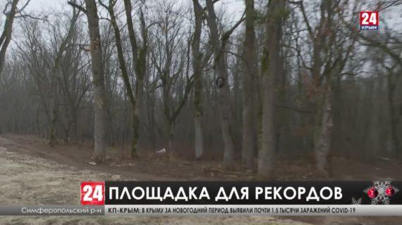 В крымском училище олимпийского резерва завершают реконструкцию