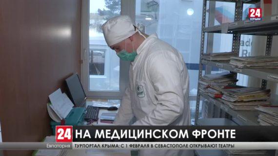 Будущие врачи пришли на помощь старшим товарищам  во время пандемии