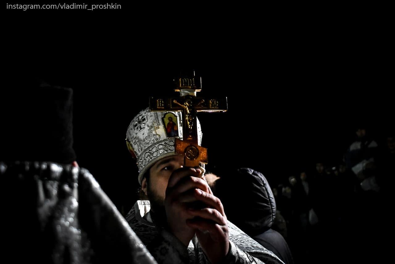 Крещение в Крыму 2021: Расписание богослужений, где окунуться