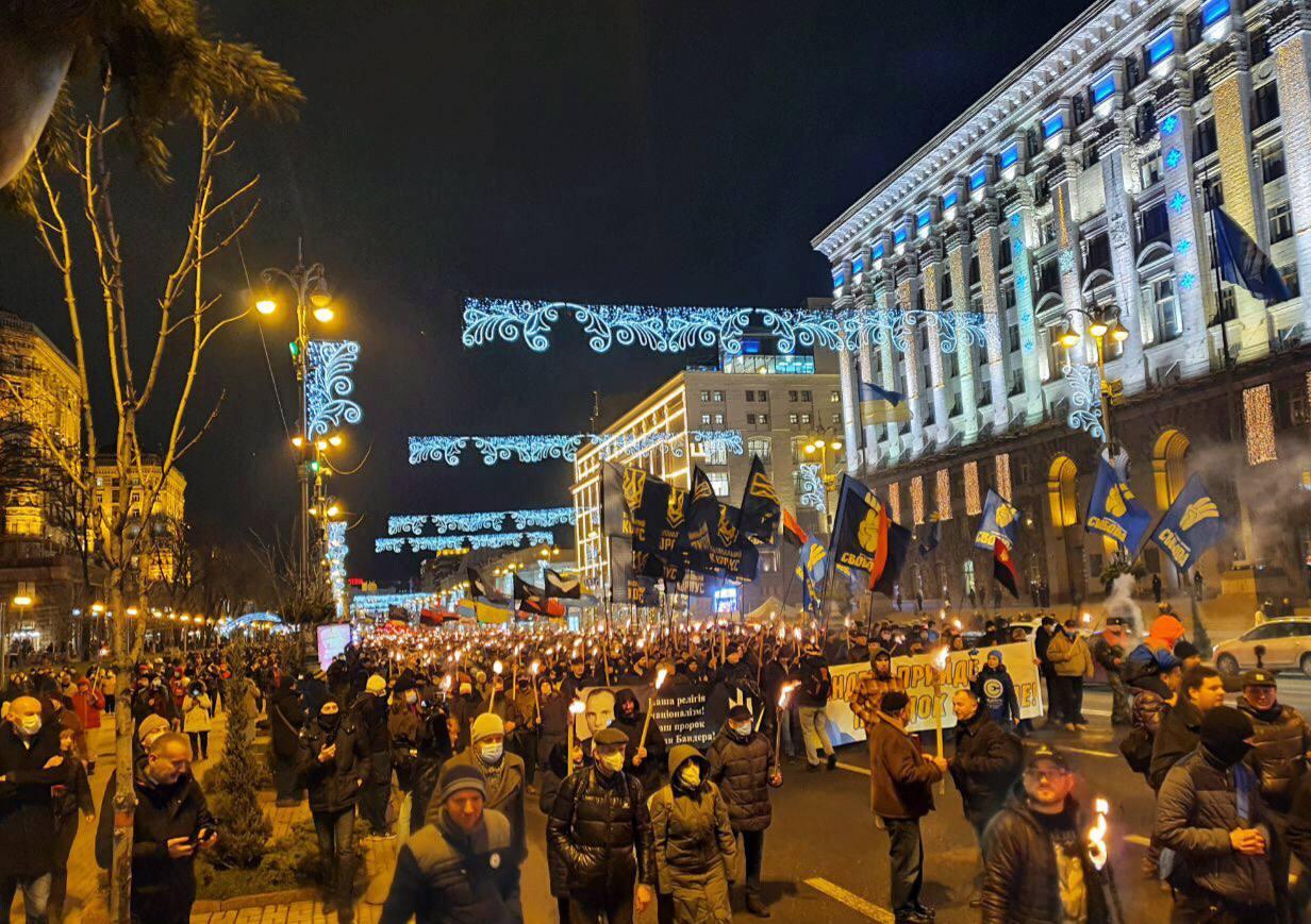 Аксёнов: «Бандеровщина – смертельная зараза, которая губит Украину»