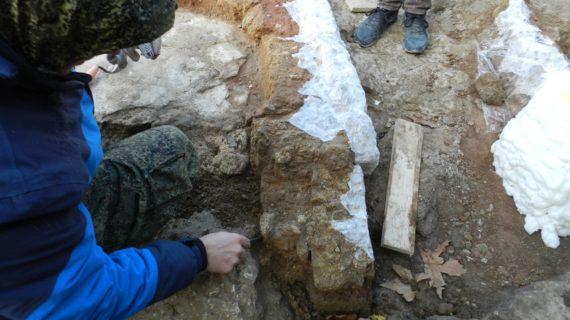 Крымские археологи нашли на мысе Хрустальный античные мастерские