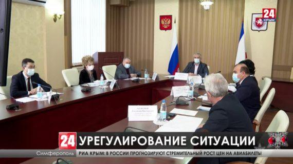 В Крыму за новогодние праздники снизилось потребление воды