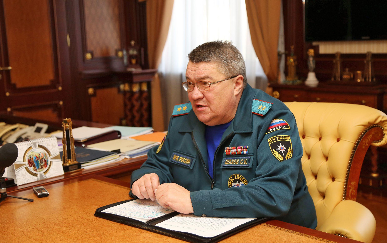 Умер глава МЧС Крыма Сергей Шахов