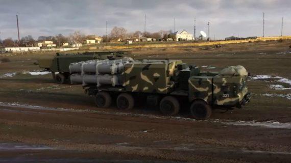 Черноморский флот провёл учение авиации и берегового ракетного комплекса «Бал»
