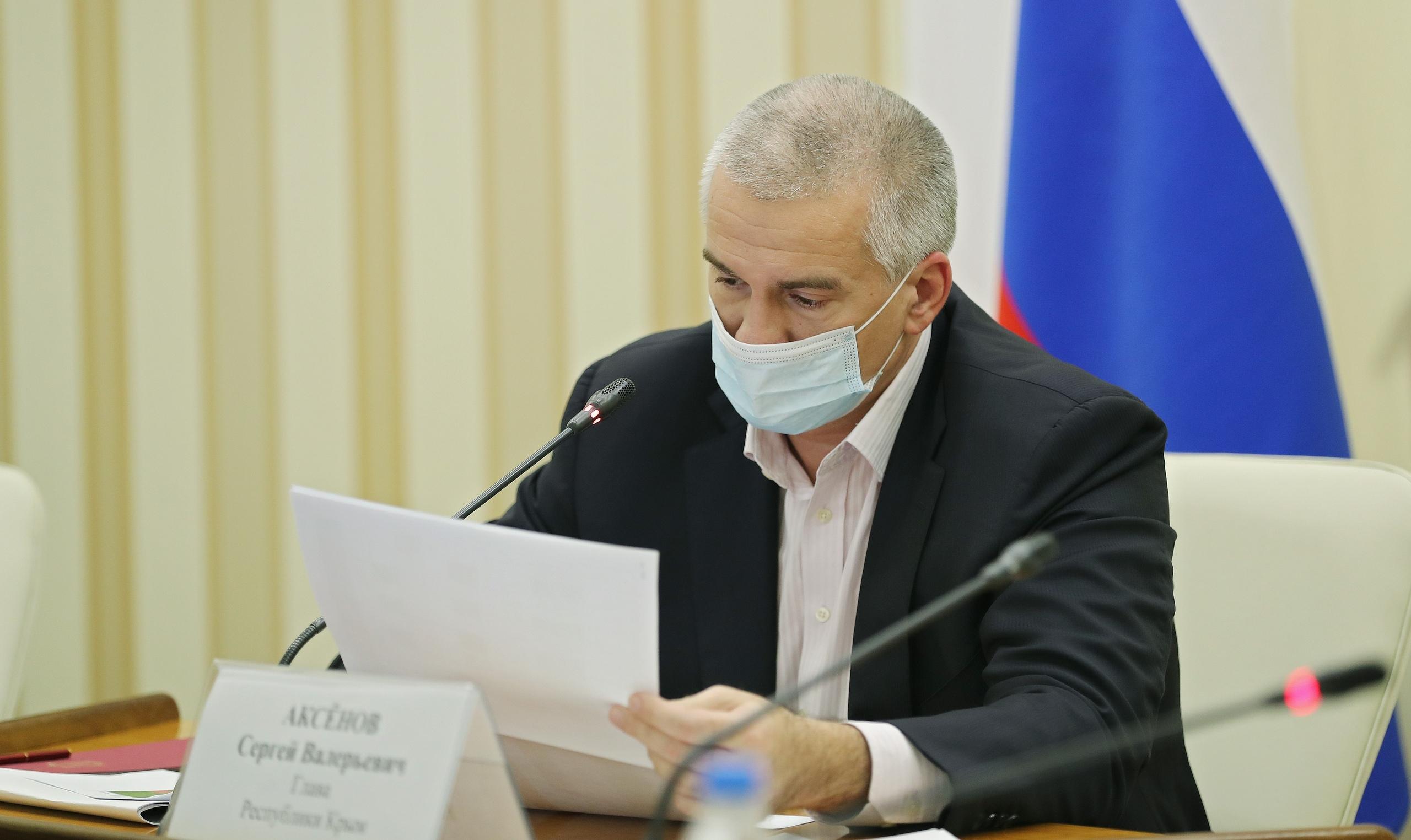 В Крыму снимут часть ограничений по коронавирусу с 1 марта