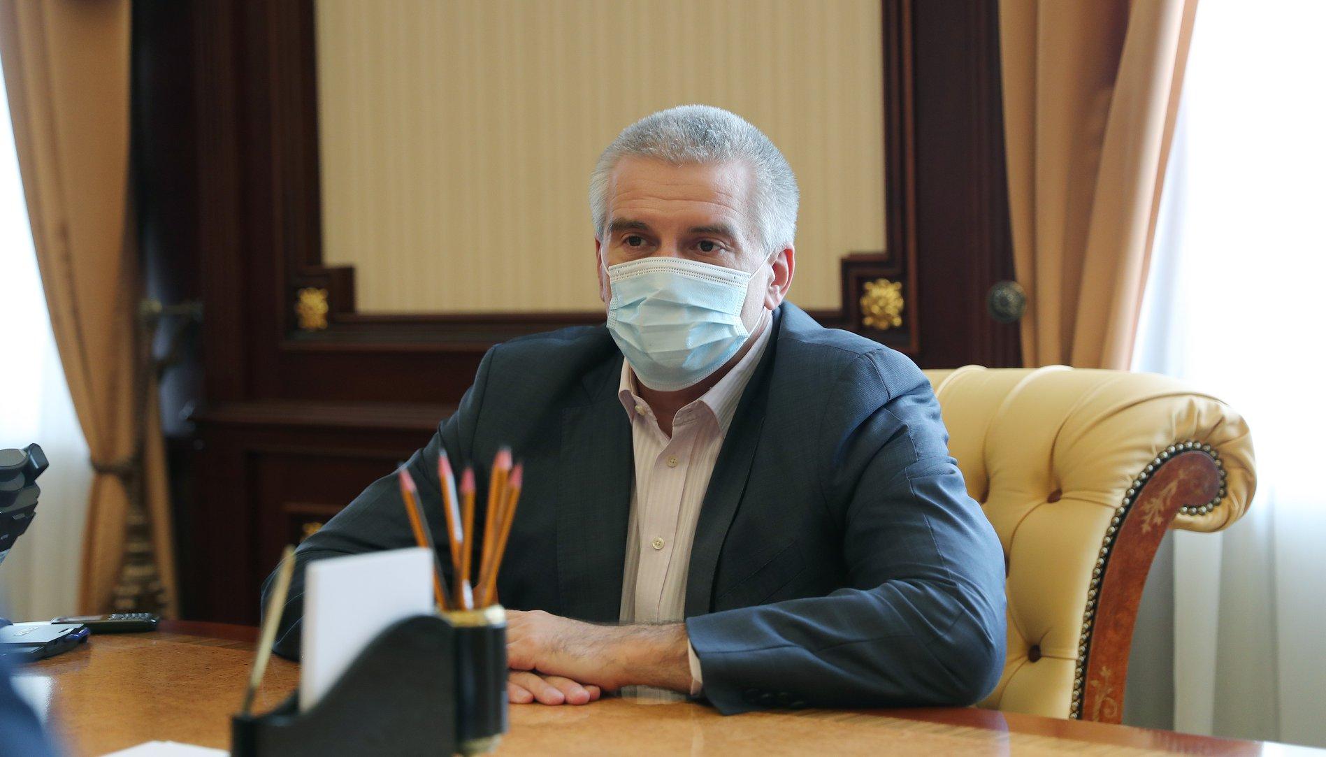 Глава Крыма распорядился выписывать максимальные штрафы за незаконные врезки в водовод