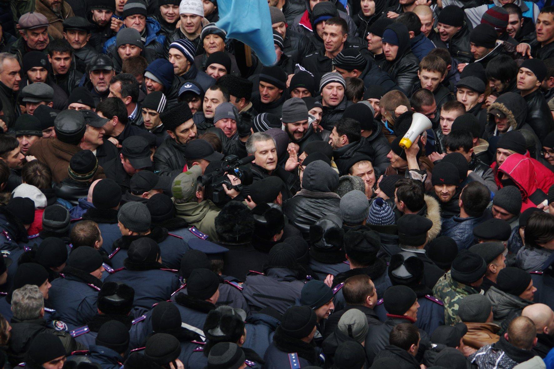 Глава Крыма о митинге 26 февраля: «В этот день Украина окончательно потеряла Крым»
