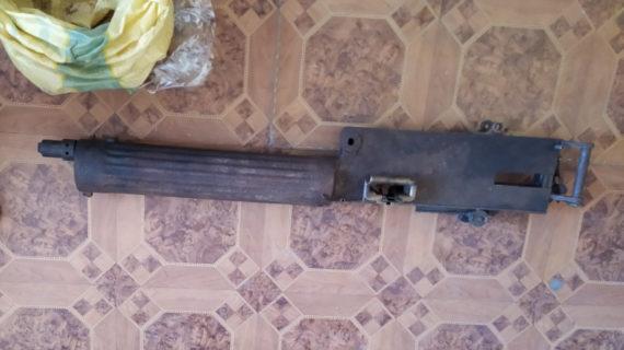 В Крыму в одном из домов полицейские нашли хранилище с оружейным арсеналом
