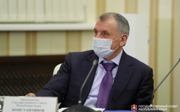 Спикер крымского парламента зовёт всех в лес на субботник