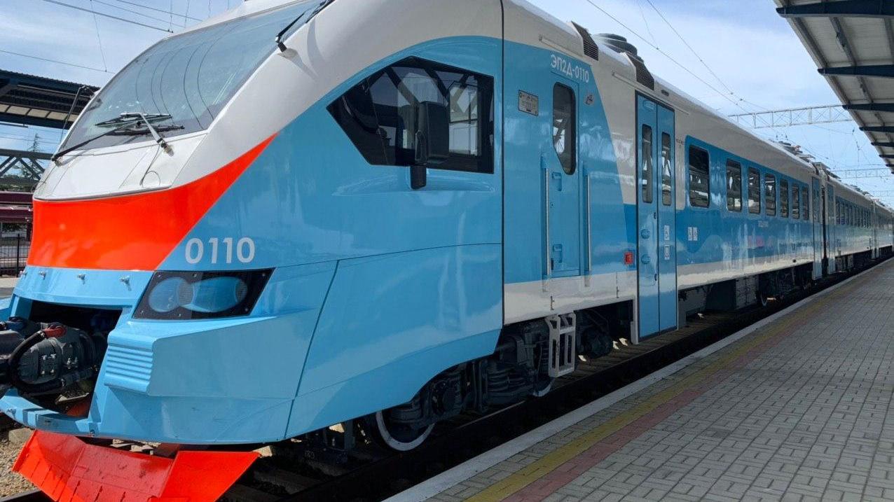 В Крыму в 2021 году увеличат количество электричек