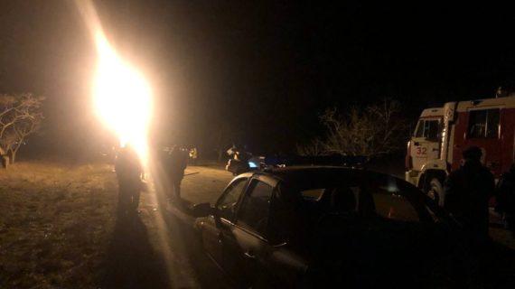 Выжившим в жуткой аварии, где погибли полицейские, оказался задержанный