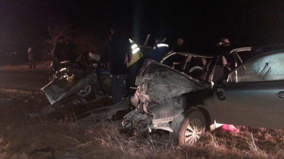 Следком возбудил уголовное дело по факту аварии в Кировском районе, где погибли трое полицейских