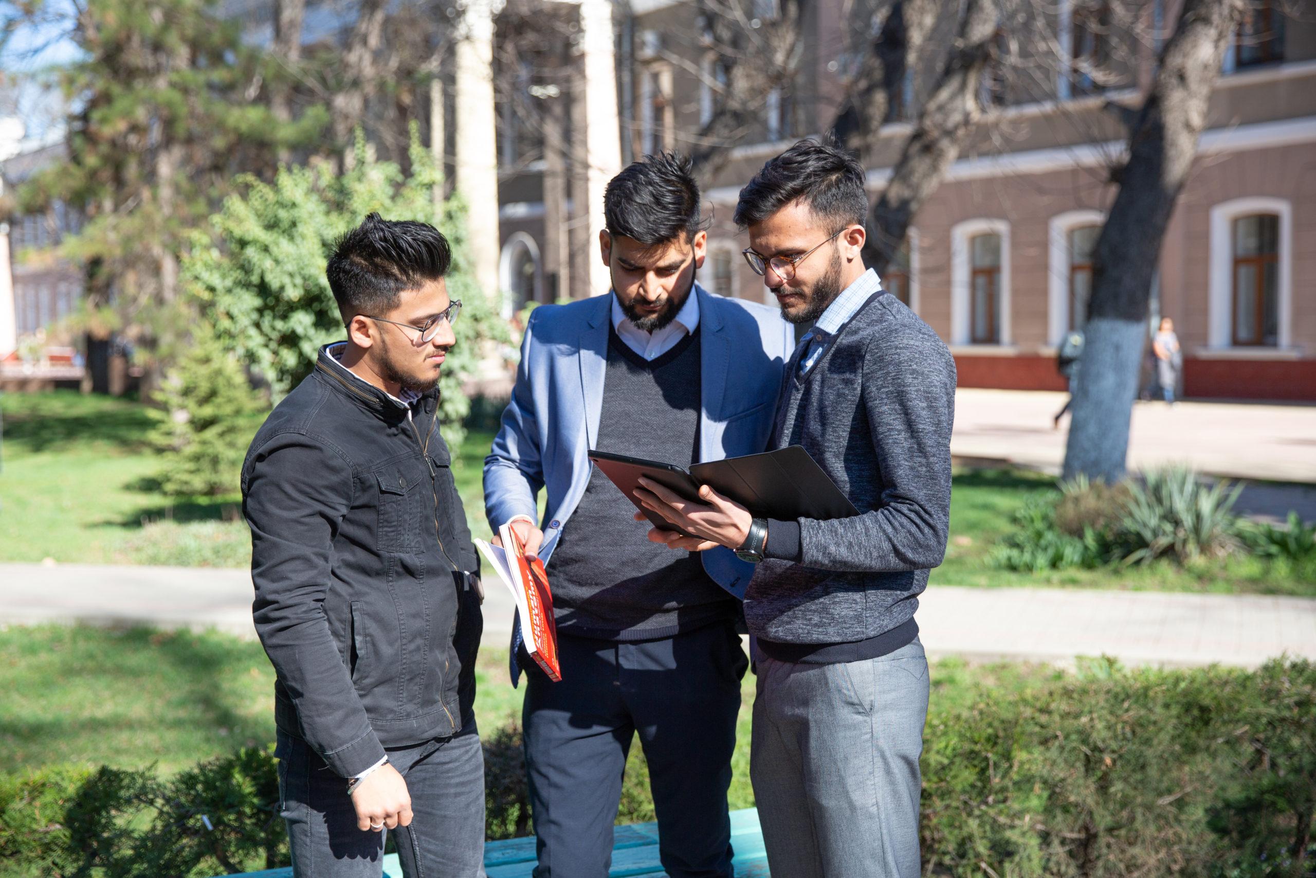 Первый иностранный студент вернулся на учёбу в Крым после дистанционного обучения